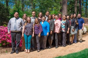 Native Leadership Institute 2015 Cohort; Photo Credit: Jeremy Wilson
